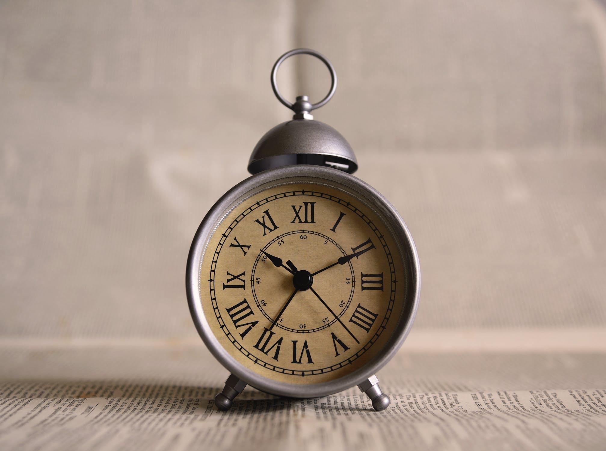 時間は平等。人生で得をする、時間の上手な使い方。
